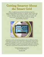 Getting Smarter About the Smart Grid