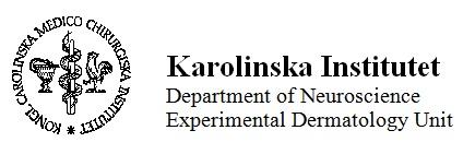 karolinska institute letterhead
